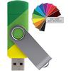 OEM OTG Usb flash Memory Pen Drive 1gb 2gb 4gb 8gb 16gb 32gb Cheap Swivel Usb Flash Drive with 100 Percent Full Capacity