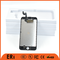 Hot selling high quality mobile phones unlocked lcd for iphone 6s with screen digitizer replacement