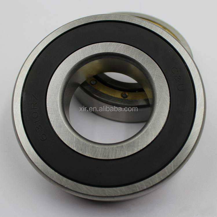 Deep groove ball bearing 6317-2RS chrome steel bearing ABEC-1