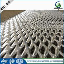 Price list plastic coated sheet metal expanded mesh fence expaned metal