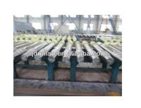 Bogie Car Axle----ASTM class E, high quality train axles, railway casting