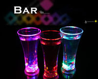 New flashing led drinking cup for festivals