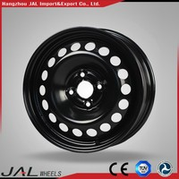 Customized Made Auto Part OEM Manufacturing 4X100 Steel Wheel