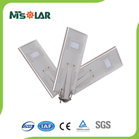 New Product Hot Sale 2015 20W new model design led solar street light prices,all in one solar street light