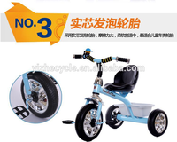 Pingxiang 2015 Cheap Hot Sale Kids Tricycle Baby Tricycle with back seat