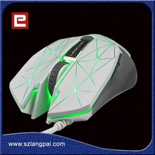 Optical Adjustable 6D Buttons LED USB Wired Gaming Mice mouse for Laptop PC