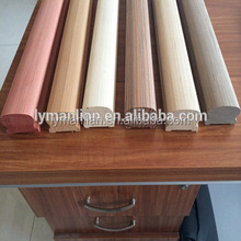 Red oak handrail indoor stair railings
