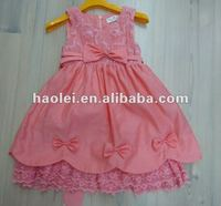 2012 hot sale kids girl summer long dresses