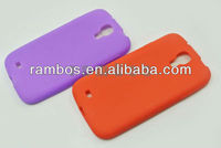 Many Colors Available Silicone Skin Protector cases for Samsung Galaxy S4/IV