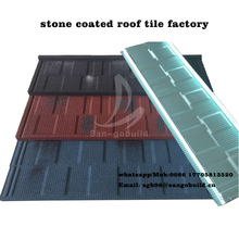China wholesale photovoltaic solar panel roof tile, galvanized steel roofing tile sheet
