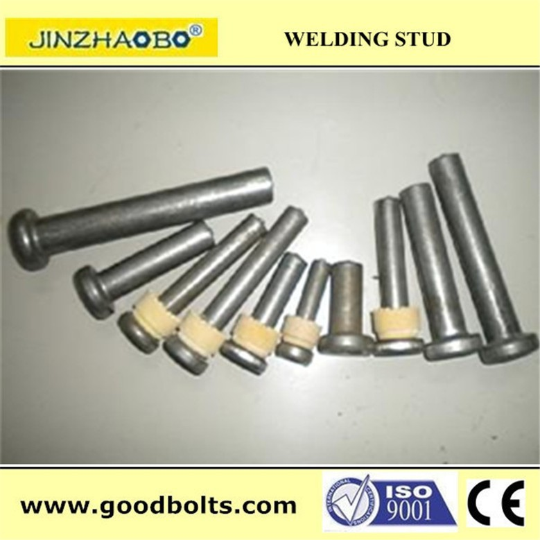 Best selling product!Structural Bolts ISO 13918 ANSI/AWSD1 connector bolt / shear stud / welding stud fastener( CE certificate )