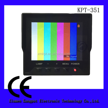 Kangput KPT-351 Handheld Satellite Finder CCTV Camera Monitor