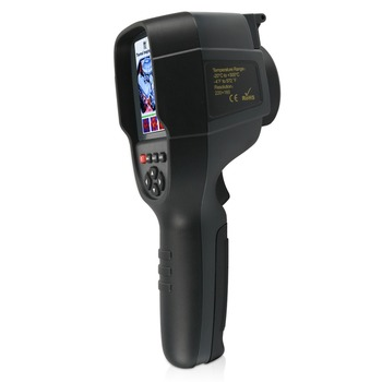 3.2inch Infrared Thermal Imager 220x160 Resolution Digital Thermograph Camera