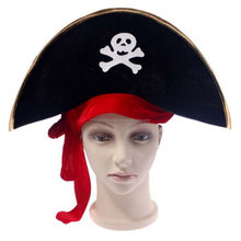High Quality Funny Party Hats Pirate Carnival Hat