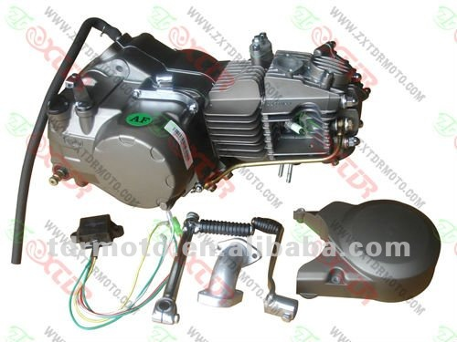 new YX 160cc engine