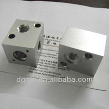 cnc milling machine parts, cnc milling parts, raw aluminum block