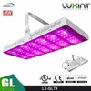 2016 newest led grow lights LUXINT 168*3w high power led grow lights full spectrum equivalent 600 watt HPS for flower greenhouse
