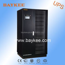 baykee 3 phase pure sine wave digital online ups 100 kva