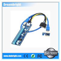6pin VER006C PCI E Riser Card