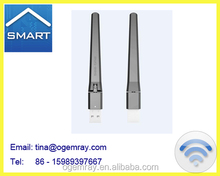 satellite receiver wifi usb adapter/ 11ac Suppliers and Manufacturers for USB wifi dongle with atenna