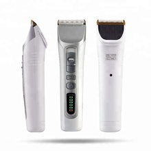 best Cordless Rechargeable hair barber clipper With LED display