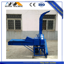 Agriculture Hand Operated Homemade Small Mini Chaff Cutter Machine Used For Small Farm