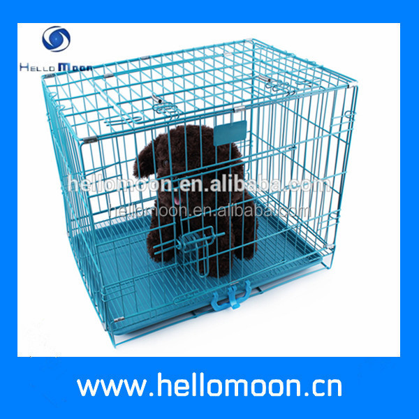 Hellomoon Wholesale High Quality Iron Dog Cage For Sale Cheap