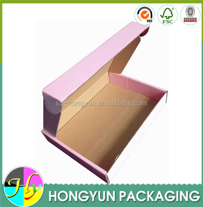 high quality custom packaging small quantity