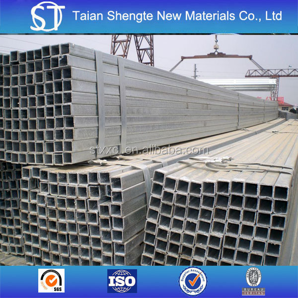 Main product galvanized steel pipe GI conduit various sizes