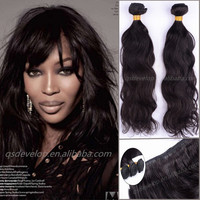 wholesale high quality natural curly 100% raw virgin unprocessed malaysian human hair extension