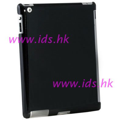 Crystal Hard Case for iPad 2 Work With Smart Cover