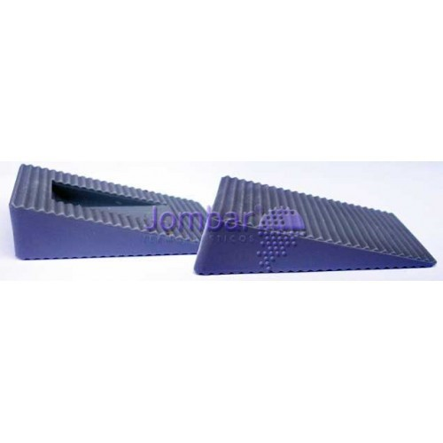High Resistance Plastic Wedge for Construction CUNEUS 60 x 37 x 30 mm