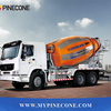 Hot Zoomlion Used Concrete Truck Mixer