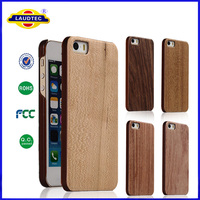For iPhone 6 Wooden Bamboo Pattern Design Hard Back Wood Case Cover Laudtec