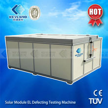 High Resolution Industry Camera Solar Module EL Defecting Testing Machine