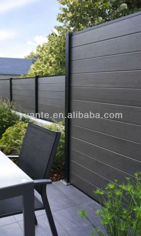 verkaufsschlager eco freundlichen wpc zaun holz. Black Bedroom Furniture Sets. Home Design Ideas