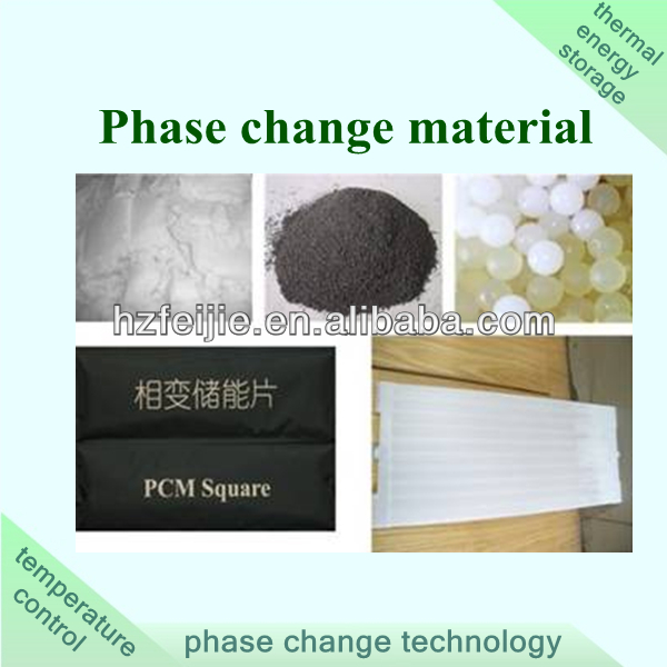 thermal phase change materials manufacturer