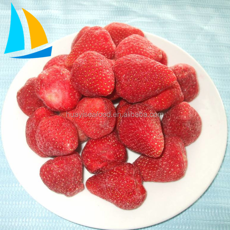 IQF Frozen Strawberry for Sale Berry Fruit Organic Fresh Strawberry