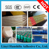 Polyvinyl Acetate PVAC Water-soluble White Glue for MDF wood lamination