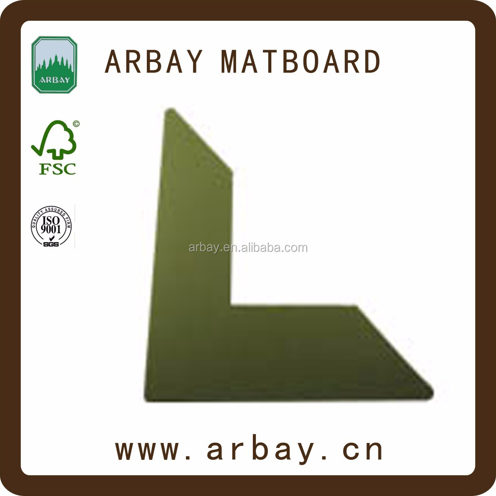 Arbay picture frames wholesale mat board for photo frame soft boards design standard mat board thickness