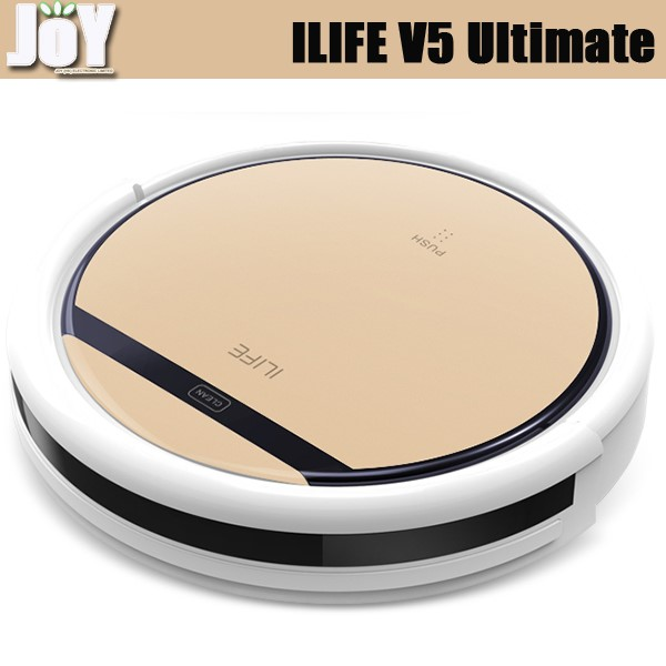 Wholesale Chuwi ILIFE V5 Ultimate vacuum cleaner robot Super Mute Sweeping Robot Wet and Dry Home Dust Cleaning