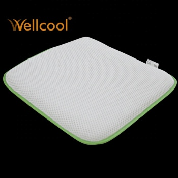 green edge 3d cooling spacer mesh chair cushion
