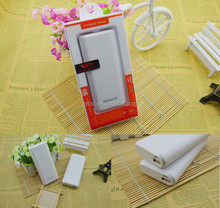 slim quick charging power bank 13000mah