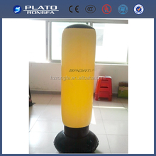 Promotional / cute pvc inflatable tumbler for kids