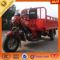 cargo tricycle gasoline engine moto tricycle trike/top gasoline 3 wheel cargo tricycle on sale