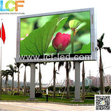 big full color p20 led video display vendor