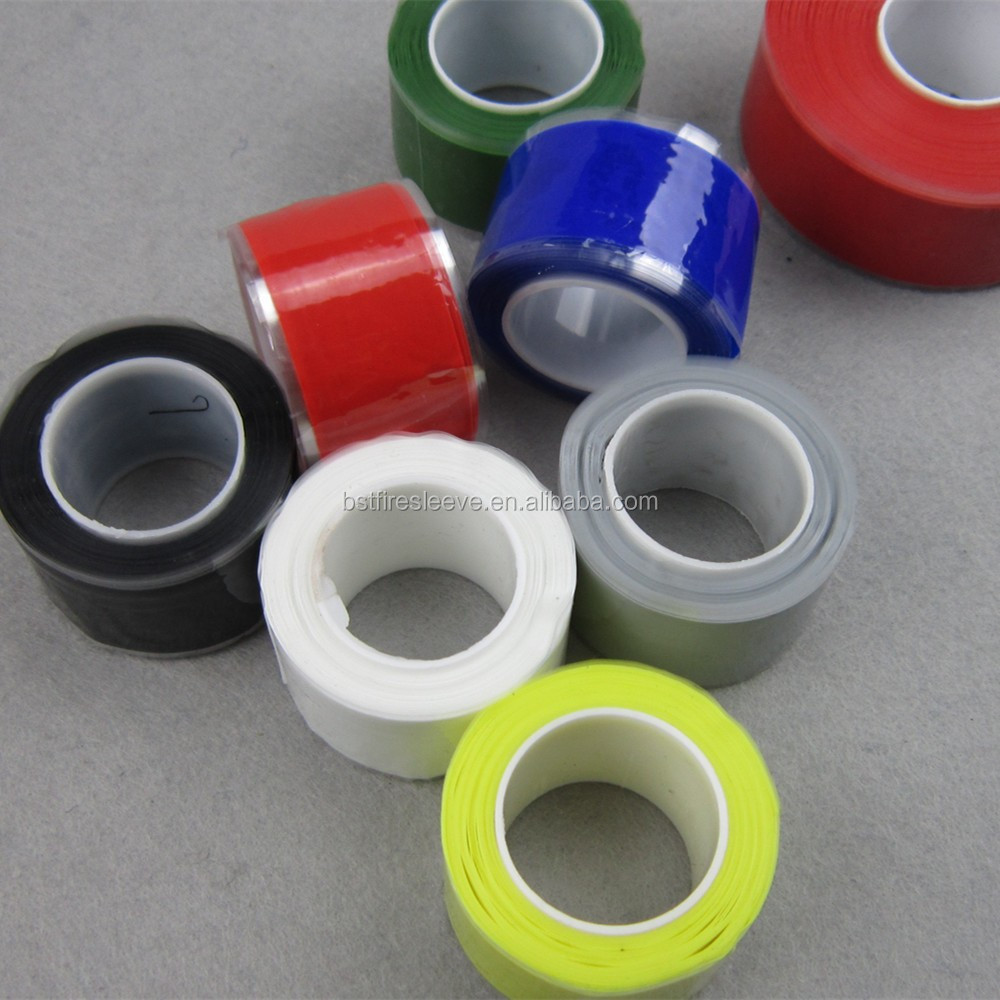 electric fence insulating wrap wire self adhesive tape
