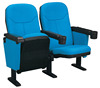 Fabric seat comfortable upholstered high quality auditorium chair