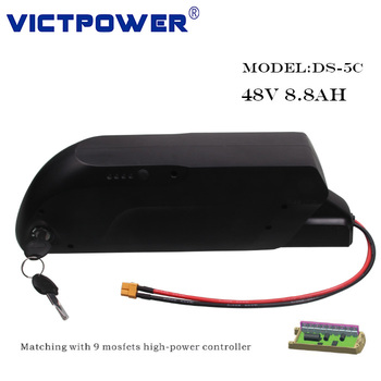 Victpower 48v 8.8ah Electric bicycle lithium battery pack
