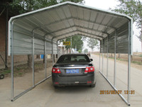 Wind resistant carport/Decorative carport